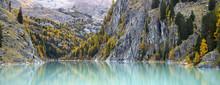 Landscape At Stausee Gibidum A...