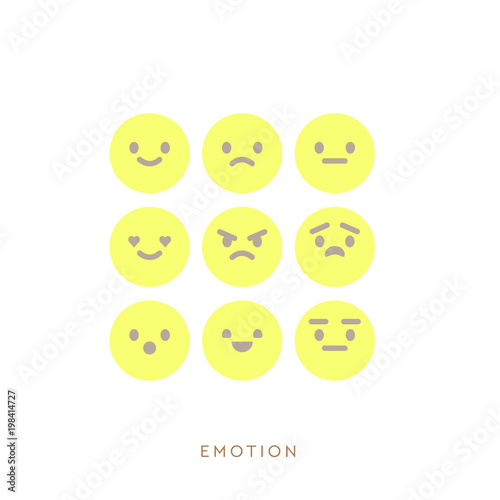 9bcbceb195e2 emoji-emotionVector Smiley Faces for Rating or Review