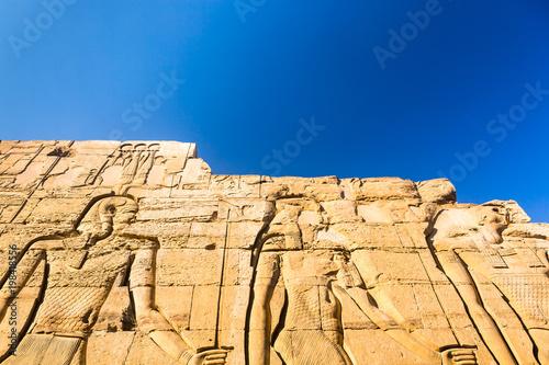 Deurstickers Egypte Temple of kom Ombo, located in Aswan, Egypt.