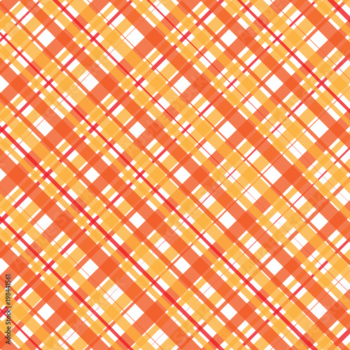 Red - yellow checkered background for