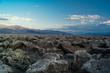 Devil's Golf Course in der Death Valley Wüste