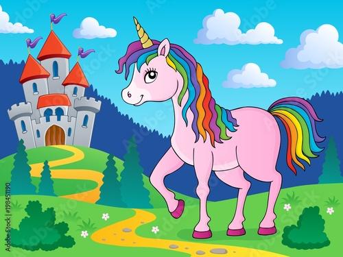 Poster Pony Happy unicorn topic image 3