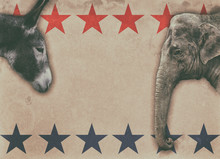 Political Animals, A Donkey Re...