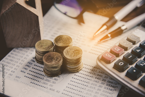 Cuadros en Lienzo Business Financial Planning Financial Analysis for Corporate Growth