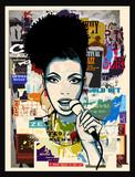 Afro-amerykański wokalista jazzowy na tapetę - 198500173