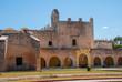 Convent of San Bernardino de Siena. Valladolid, Yucatan, Mexico