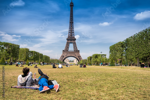 Cadres-photo bureau Tour Eiffel Eiffel tower background