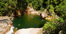 Swimming Hole At Wheel Of Fire...