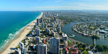 View Over Surfers Paradise And...