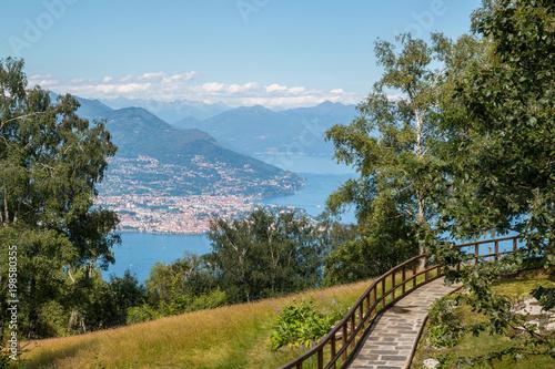 Photo Giardino Alpinia, Stresa, Lago Maggiore, Piemonte, Italia