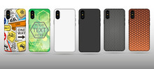Set Case For Phone Vector Illu...