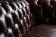 Texture Of The Dark Leather Co...