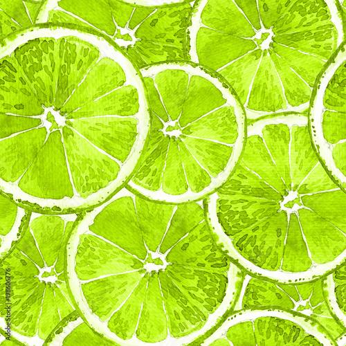 akwarela-bezszwowe-wzor-ciete-pomarancze