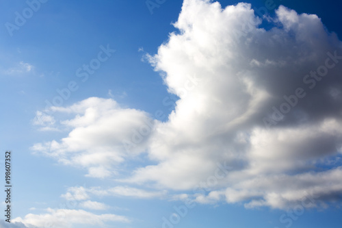 Wall Murals Heaven Sky background with clouds . Sky with clouds
