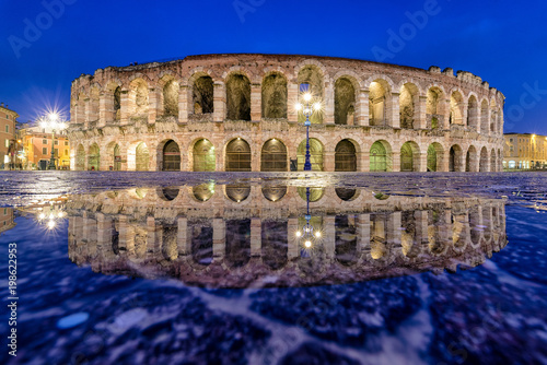 Arena di Verona, Italy Fototapet