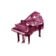 Piano. Musical Instruments. Is...