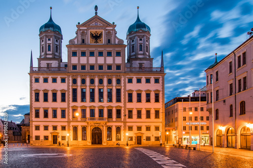 Photo Augsburg Town Hall