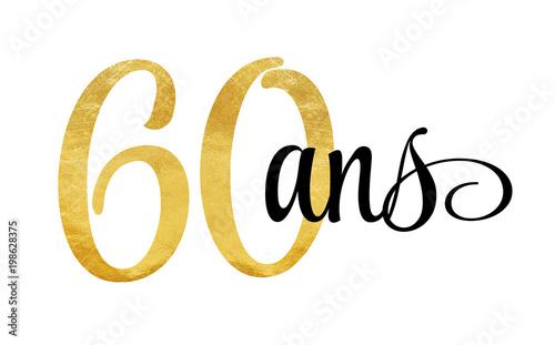 Fotografia  60 ans - signature