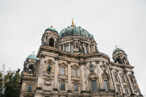 Photo  The Berlin Cathedral is called Berliner Dom