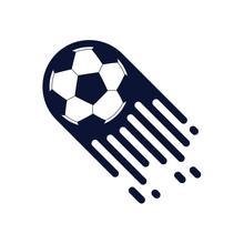 Soccer Ball Vector Template De...