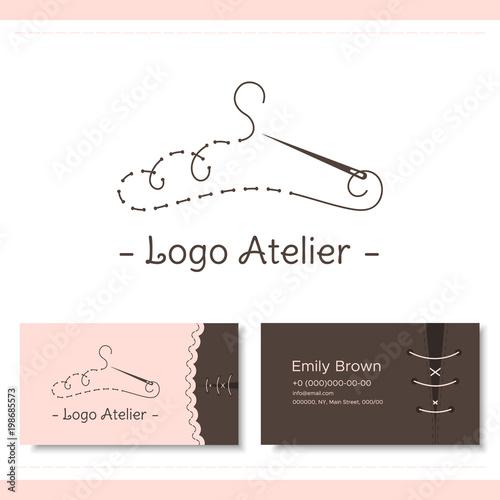 Branding For The Fashion Designer Atelier Wedding Boutique