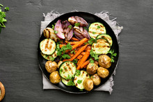 Tasty Roasted Vegetables