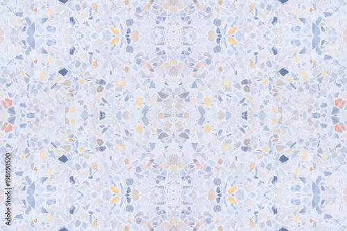 Terrazzo Flooring Texture Seamless
