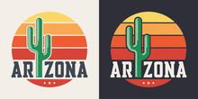 Arizona T-shirt Design, Print,...