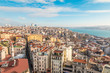Nice view of Istanbul