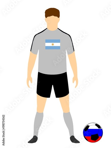 Footballeur Poster