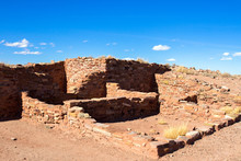 Ruins Of An Ancient Hopi Nativ...
