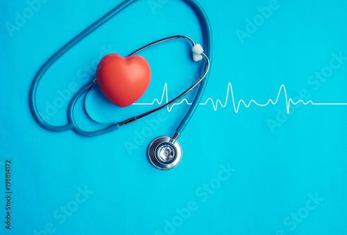 Stampa su Tela  Healthcare concept.