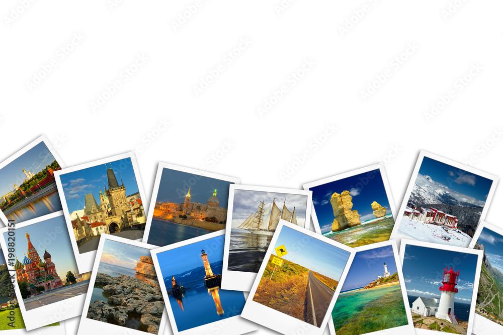 Fototapety, obrazy: Travel Photo collage.