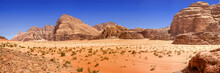 Composite Panorama Of High Res...