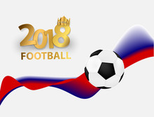 Football Cup 2018 Design Of A ...
