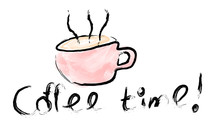 A Pink Cup Of Invigorating Tas...