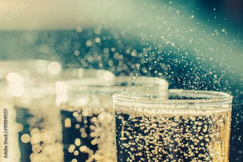 Fotografie, Obraz  Party and holiday celebration concept