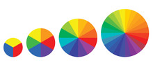Color_wheels: 3, 6, 12, 24 View
