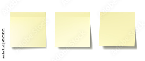 Obraz Sticky notes - fototapety do salonu