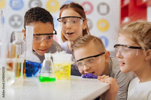 Fotografía  Miracles of chemistry