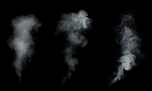 White Smoke, Fog Collection Is...