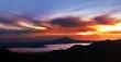 Sky panorama view
