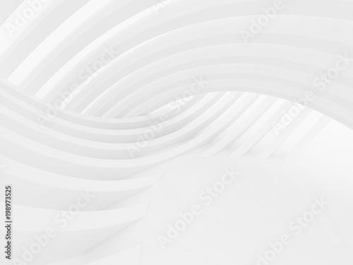 abstrakcyjne-biale-splatane-przestrzenne-linie