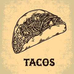 tacos line