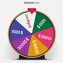 Fortune Wheel Six Segmentation