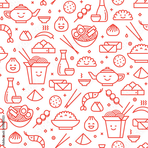 wzor-ikony-jedzenie