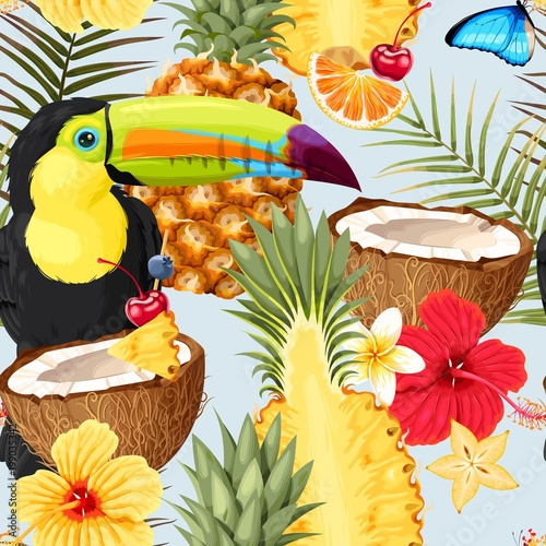 pattern-with-toucans-and-exotic-fruits