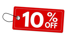 Special Offer 10% Off Label Or...