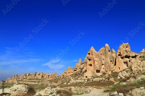 Fotobehang Turkije トルコの世界遺産、カッパドキア