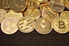 暗号資産(仮想通貨):ビットコイン、イーサリアム、リップル、ライトコイン Virtual Currency : Bitcoin, Ethereum, Ripple And Litecoin